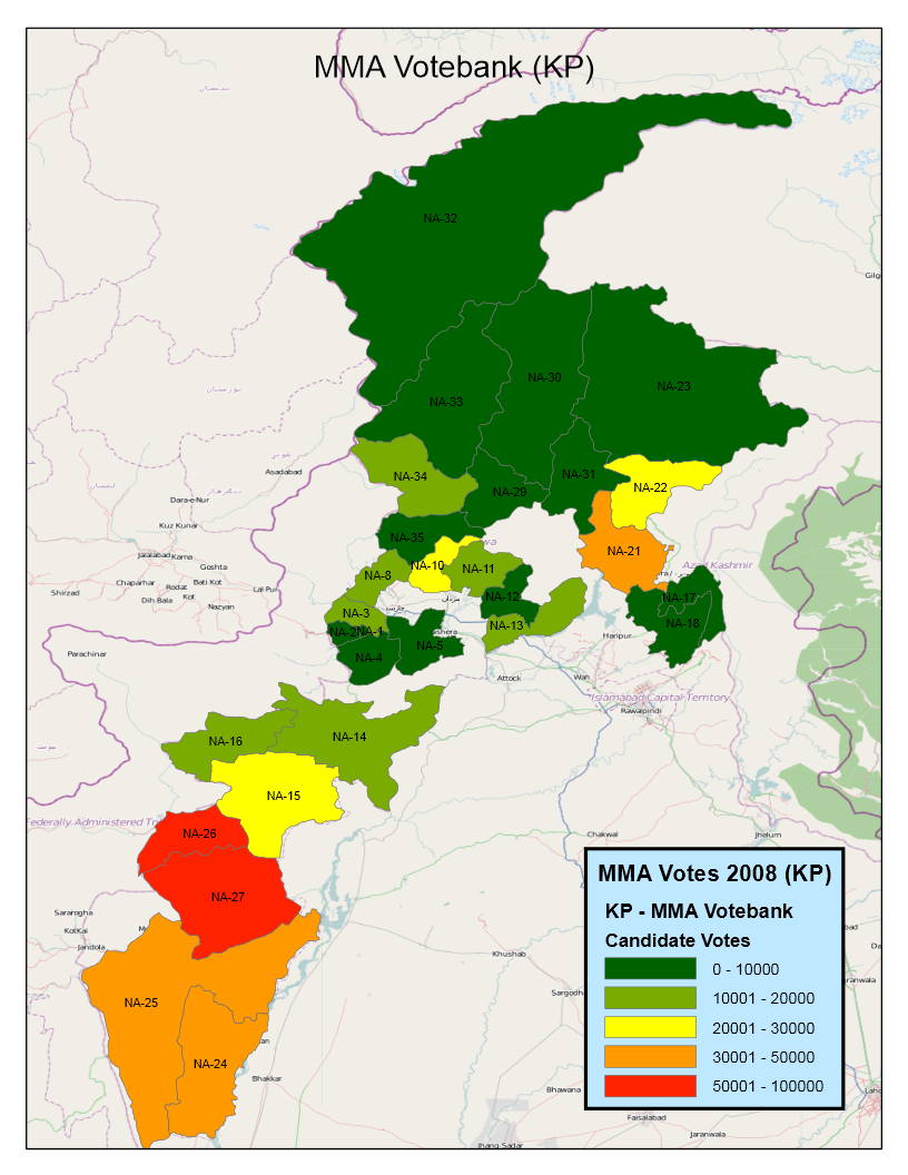 Political spectrum of Khyber Pakhtunkhwa (KP) – Part I ...