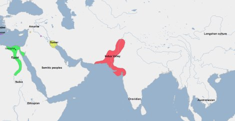 4500 years history of Pakistan through maps